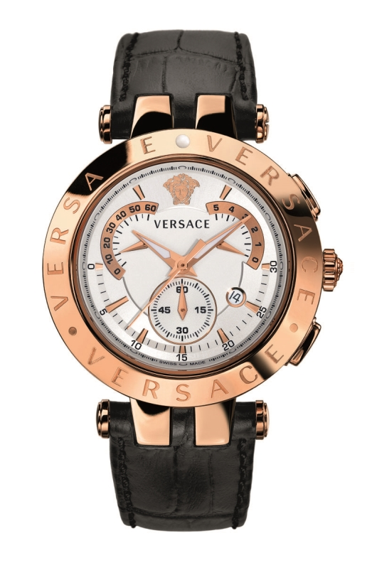 Versace 23C80D002 S009 V-Race Chrono 42 mm