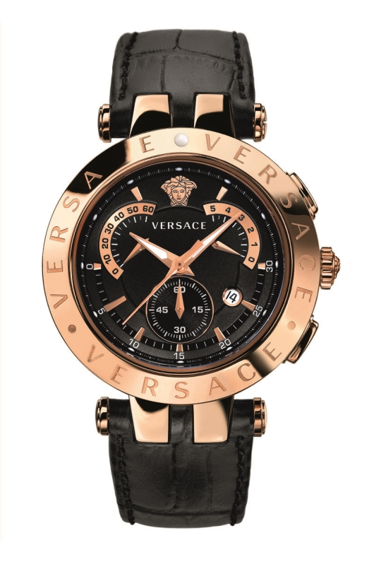 Versace 23C80D008 S009 V-Race Chrono 42 mm