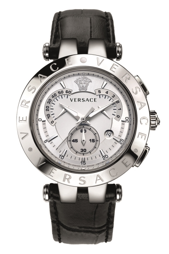 Versace 23C99D002 S009 V-Race Chrono 42 mm