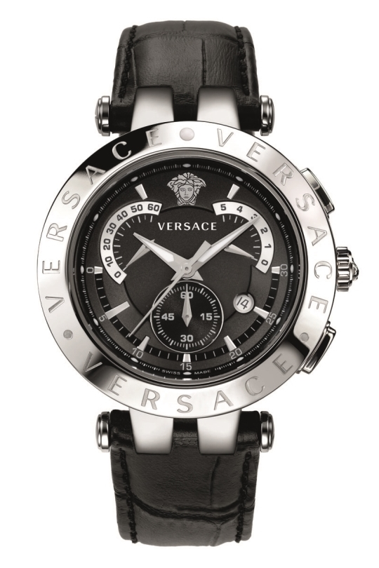 Versace 23C99D008 S009 V-Race Chrono 42 mm