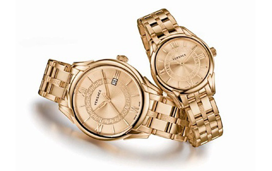 Versace Apollo and Dafne Watch Collection