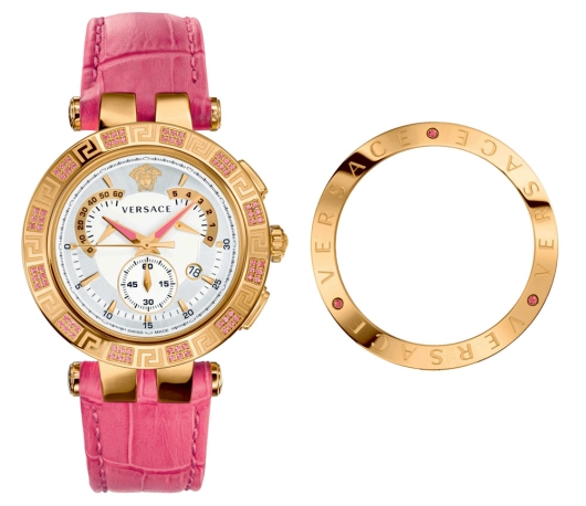 Versace Limited Edition Hot Pink V-Race