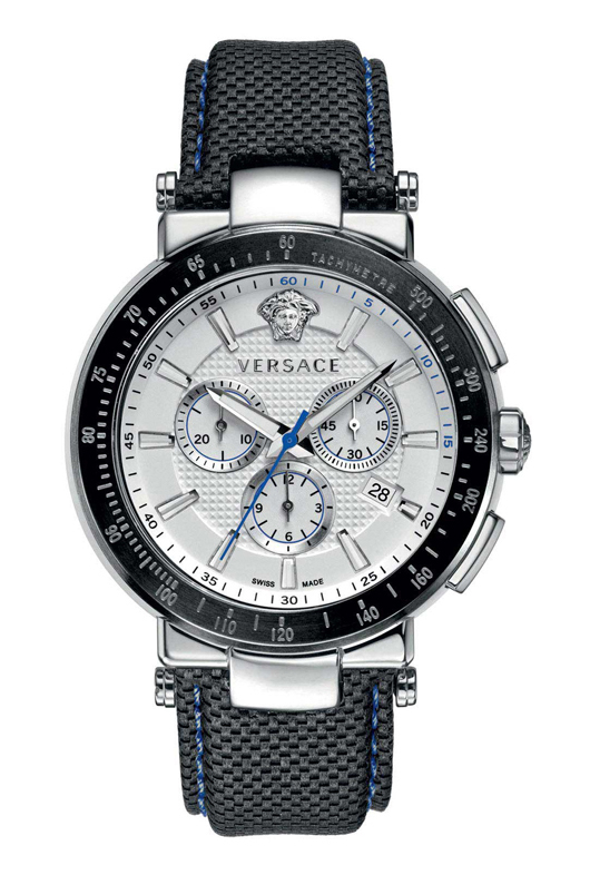 Versace Men's Mystique Sport VFG01 0013 Quartz Watch