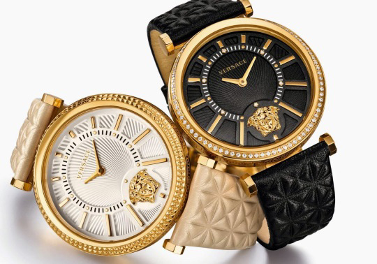 Versace V-Helix Watch Collection