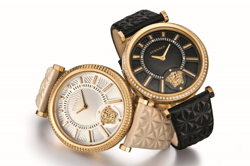 Versace V-Helix Watches