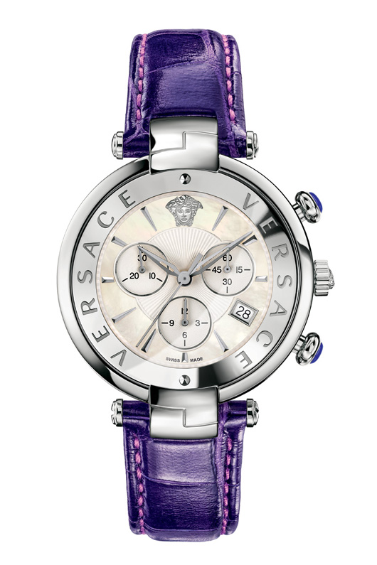 Versace VAJ030016 Revive Chronograph