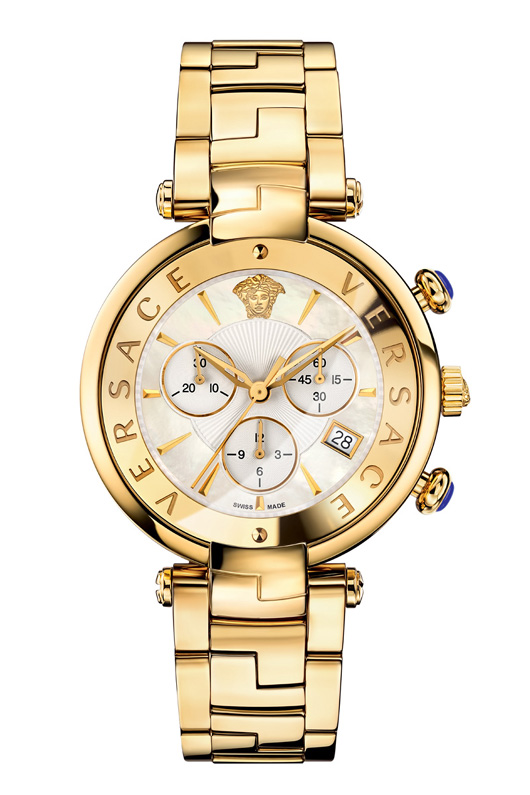 Versace VAJ060016 Revive Chronograph