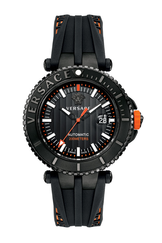 Versace VAL010016 V Diver Automatic Extra Strap