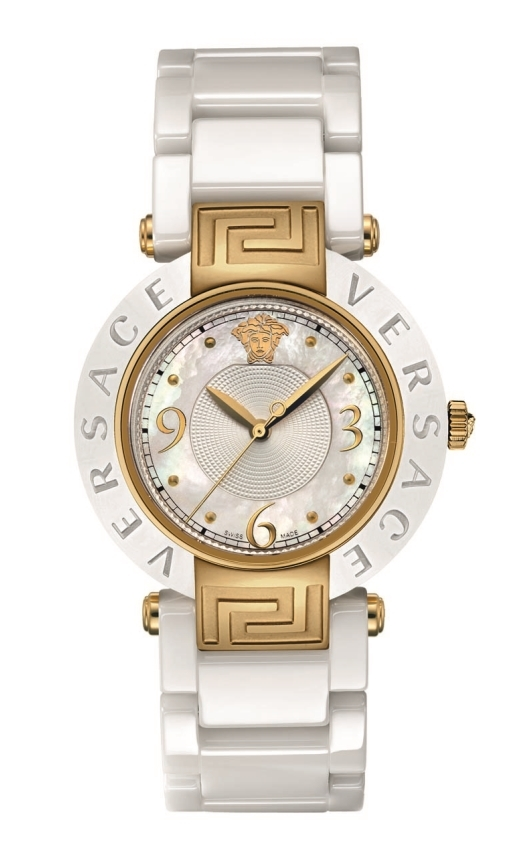 Versace Women's Reve Ceramic 3H Watch Collection - 92QCP1D497 SC01