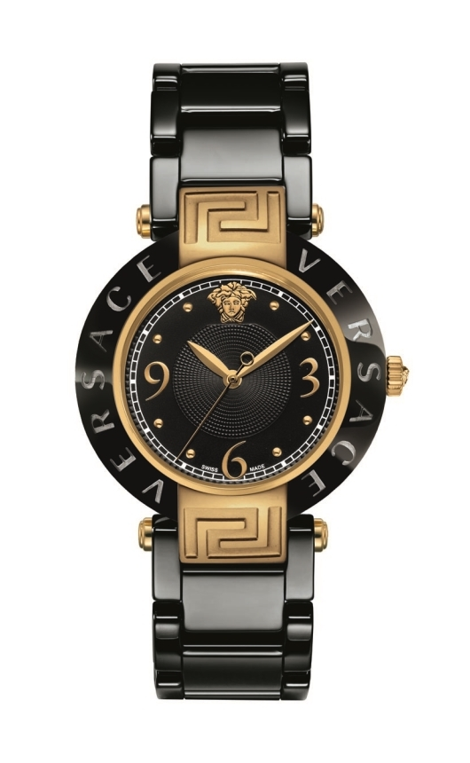 Versace Women's Reve Ceramic 3H Watch Collection - 92QCP9D008 SC09