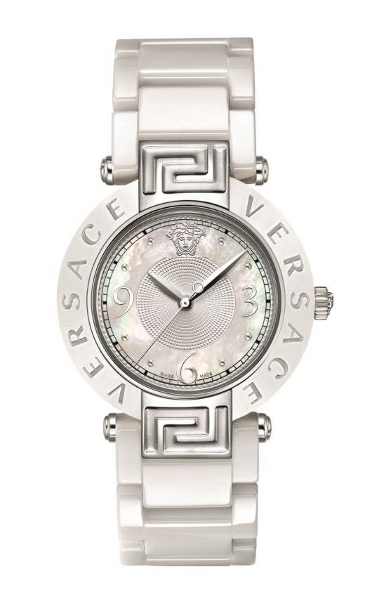 Versace Women's Reve Ceramic 3H Watch Collection - 92QCS1D497 SC01