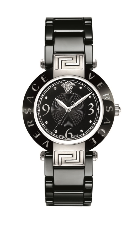 Versace Women's Reve Ceramic 3H Watch Collection - 92QCS9D008 SC09
