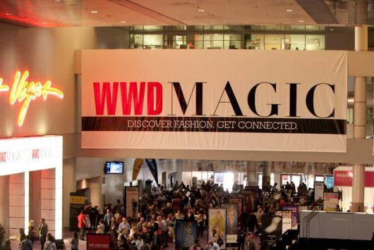 WWD Magic Las Vegas Fashion Trade Show