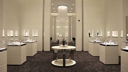 Versace Boutique Opened In Dubai