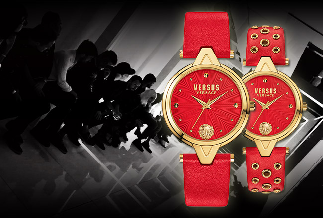 Versus Versace V-Versus Watch Collection