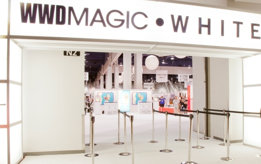 WWD Magic 2014 Versus Booth Entrance
