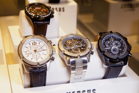 Versus Aventura Watches