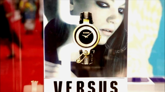 Versus Watches Showcase at WWD Magic 2014