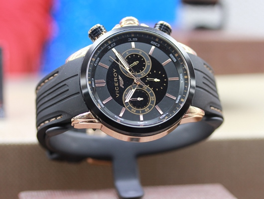 Viceroy Fernando Alonso Chronograph at Baselworld 2014