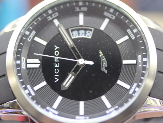Viceroy Fernando Alonso Watch at Baselworld 2014