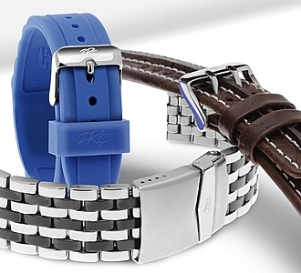 Various Aftermarket Watch Straps