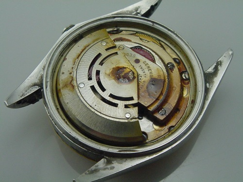 Water Damaged Watch