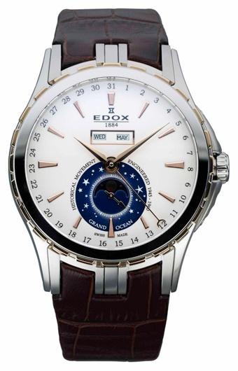 Edox Grand Ocean 92001 318R AIR