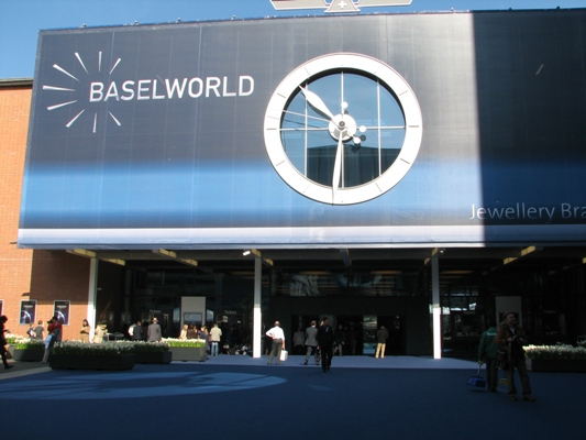 Baselworld Entrance