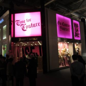 Juicy Couture Watches at Baselworld 2011 Hall of Dreams