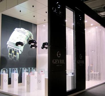 Gevril Watches at Baselworld 2011 Hall of Dreams