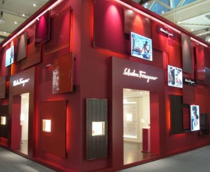 Salvatore Ferragamo Watches at Baselworld 2011 Hall of Dreams