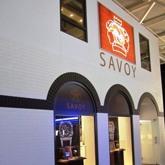 Savoy Watches at Baselworld 2011 Hall of Dreams