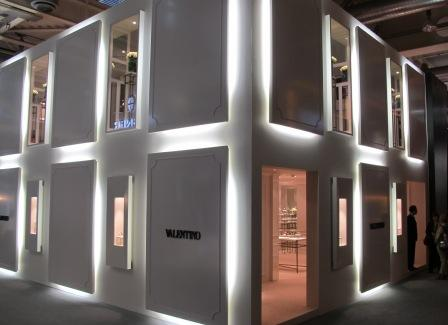 Valentino Watches at Baselworld 2011 Hall of Dreams