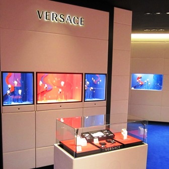 Versace Watches at Baselworld 2011 Hall of Dreams