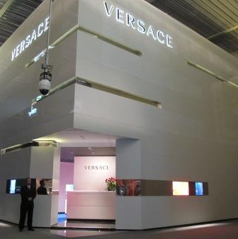 Versace Watches at Baselworld