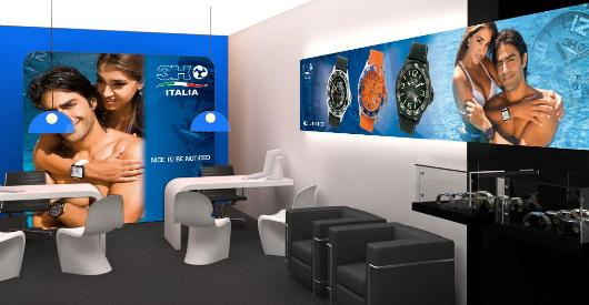 Visit the 3H Italia Exhibit, March 8-15, 2012 at Baselworld 2012, Hall 5.0, Booth D-33