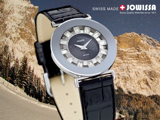 Invitation to the JOWISSA Exhibit, March 8-15, 2012 at Baselworld 2012, Hall 5.0, Booth D-03