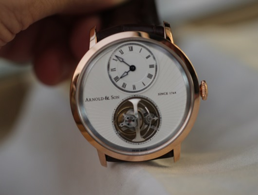 Arnold and Son Tourbillon