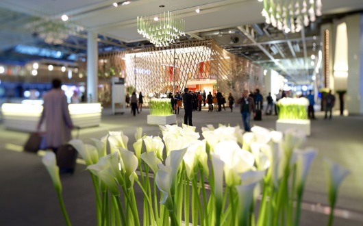 Baselworld 2013 Main Hall