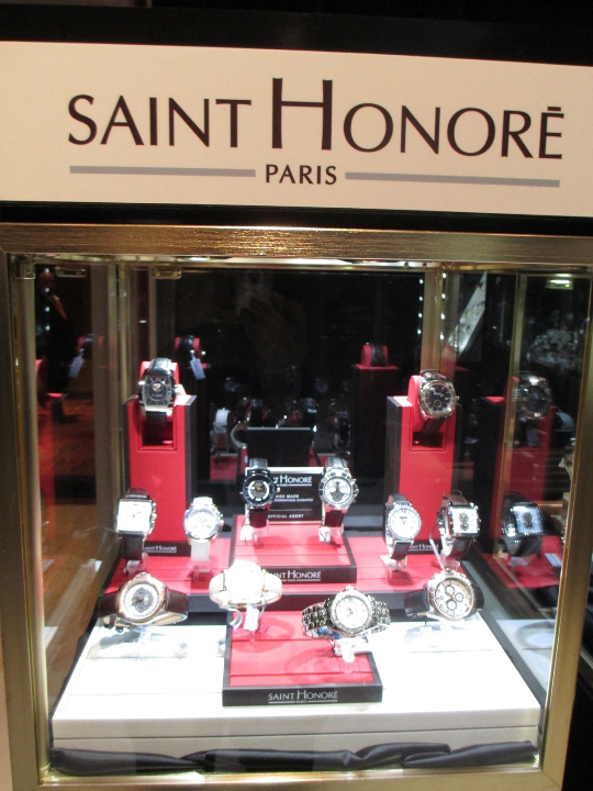 saint Honore Paris Couture Time Exhibit