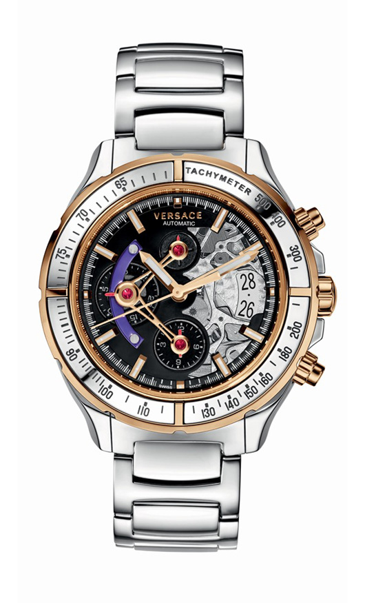 Versace DV One Skeleton VK802 0013