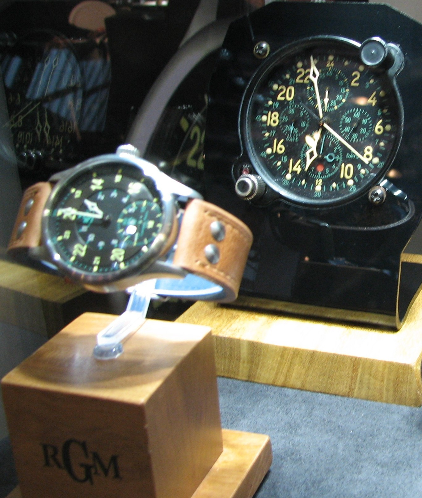 GTE Exhibition - RGM Watches
