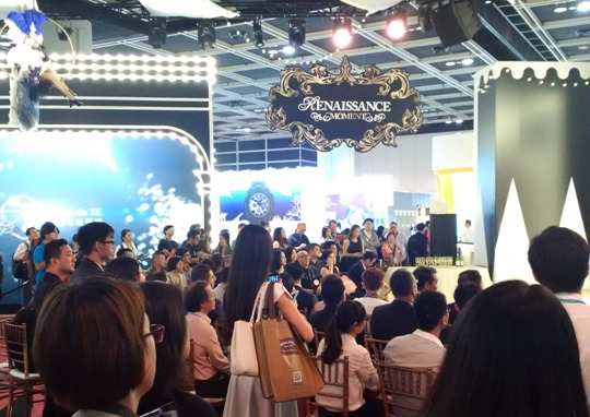 Hong Kong Watch Clock Fair 2015 Renaissance Moment