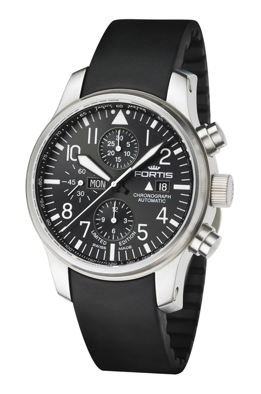 Fortis 701.10.81.K F-43 Flieger Chronograph