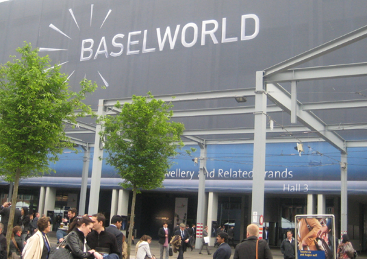 Baselworld, Basel, Switzerland