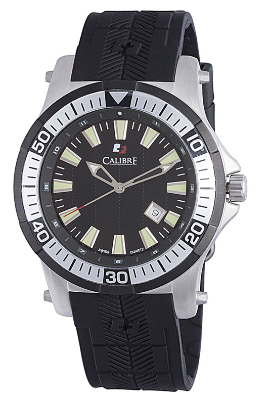 Calibre Hawk Date SC-4H1-04-007