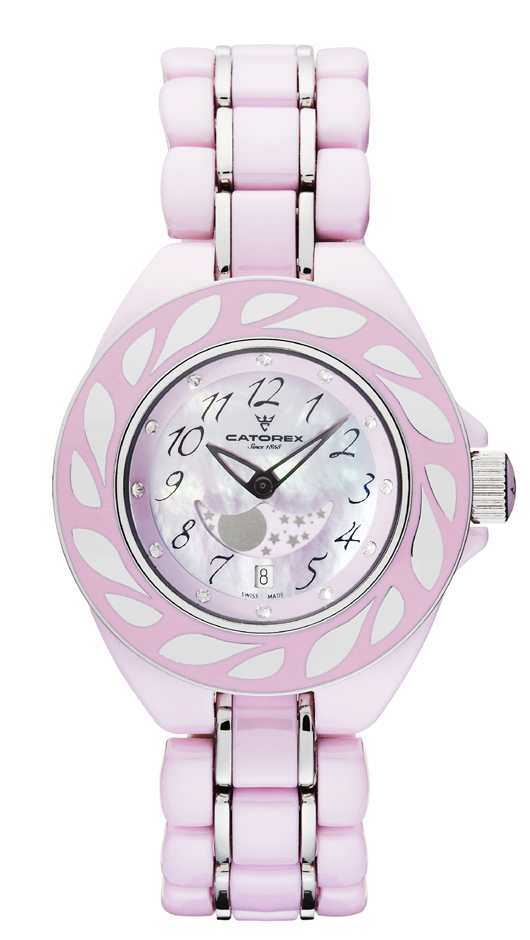 Catorex Ladies 779.4.4994.910 C-Pure Quartz Pink Watch