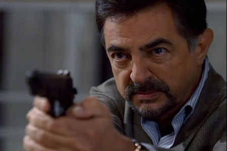 Joe Mantegna as David Rossi on Criminal Minds