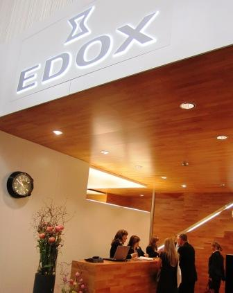 Edox Swiss Watches at Baselworld 2011