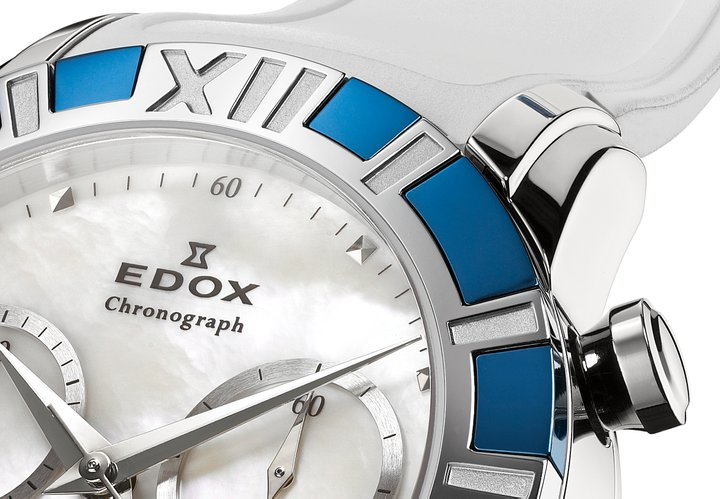 Identity of Edox Mystery Chronograph Watch to be Revealed at Baselworld 2011
